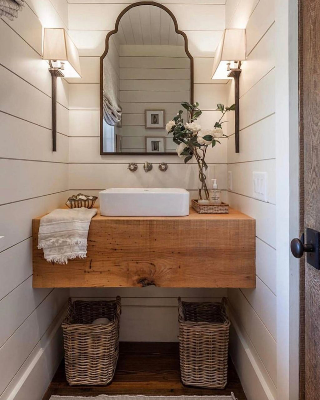35 Amazing Bathroom Remodel Diy Ideas That Give A Stunning Makeover