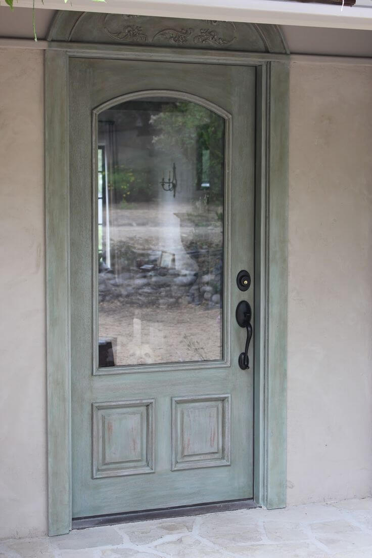 37 Best Farmhouse Front Door Ideas And Designs For 2019