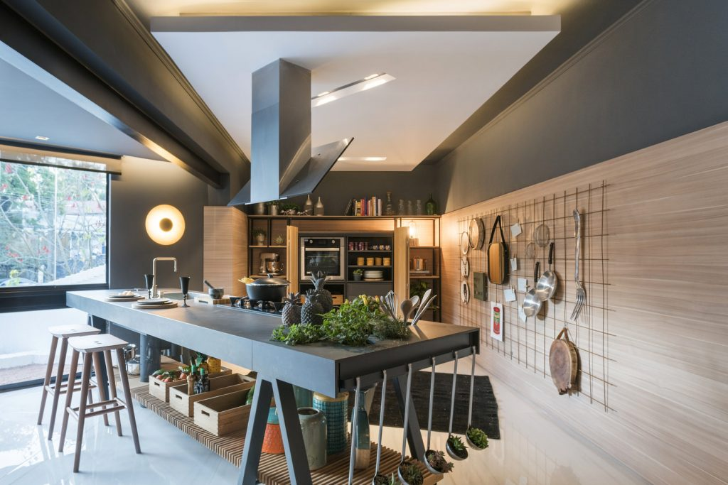 40 Industrial Kitchen Ideas For 2019