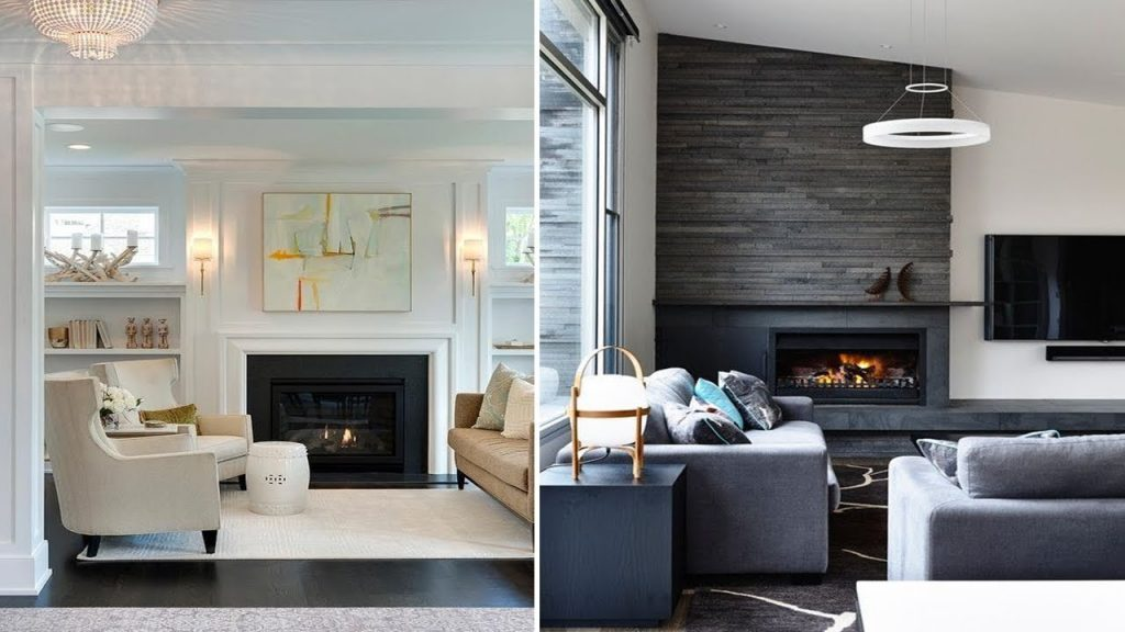 40 Small Living Room Ideas With Fireplace Youtube