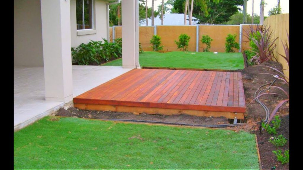 40 Wood Decking Outdoor Design Ideas 2017 Creative Deck House