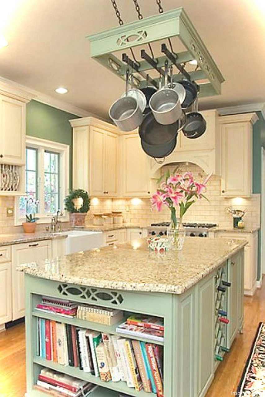 44 Small Kitchen French Country Style Ideas Kitchens Country