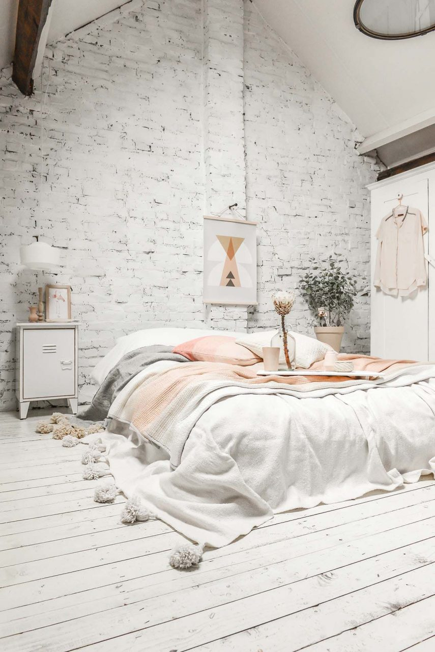 45 Scandinavian Bedroom Ideas That Are Modern And Stylish Bedroom