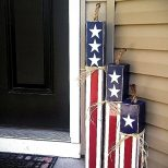 4th Of July Front Porch Ideas Patriotic Front Porch Ideas For The