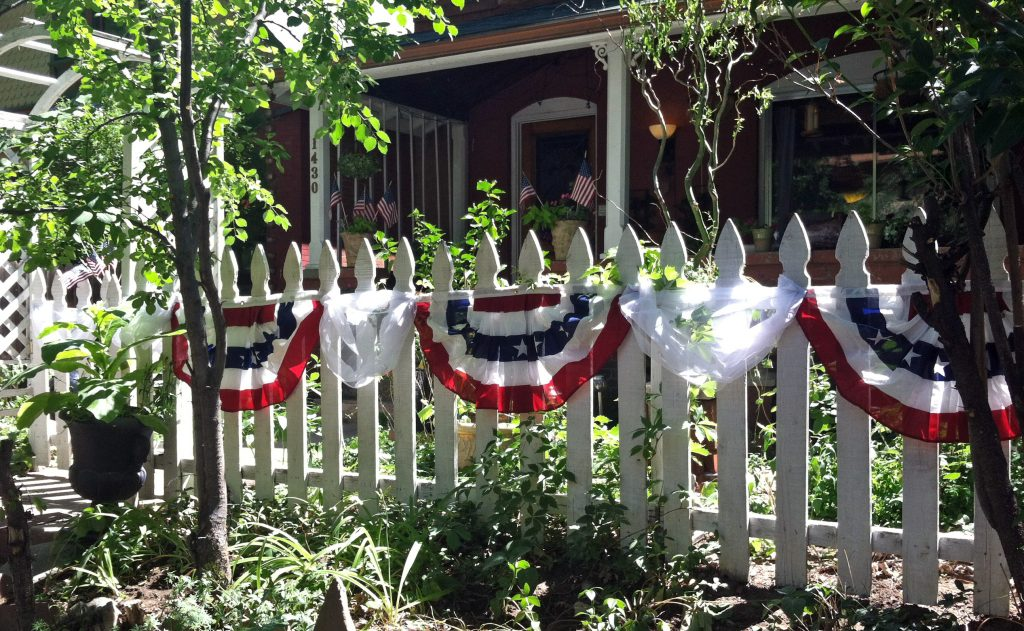 4th Of July Outdoor Decorating The Year Of Living Fabulously