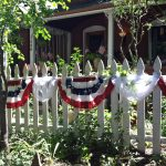 July 4th Outdoor Decorations