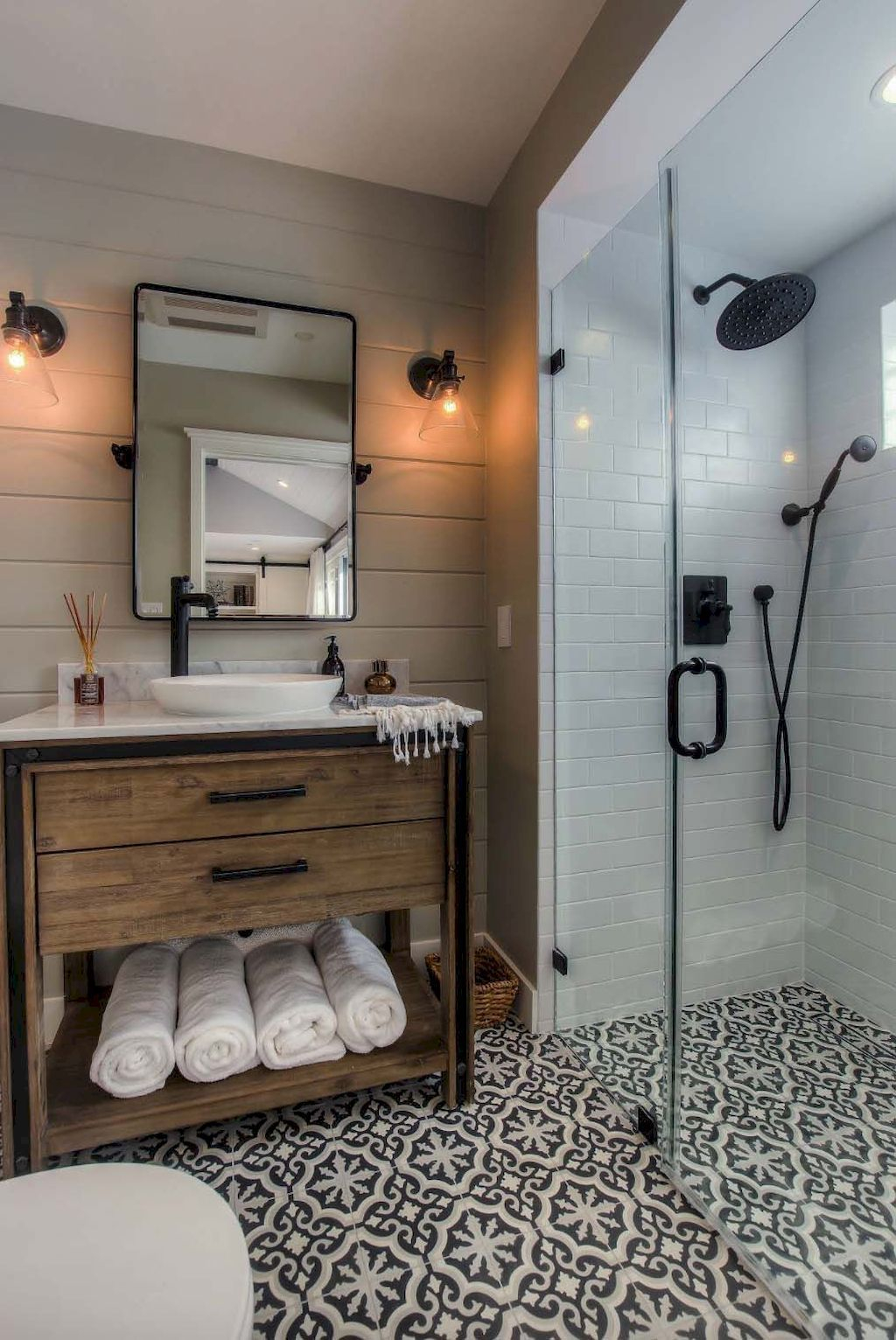 20 Relaxing Rustic Style Bathroom Ideas Detectview – layjao