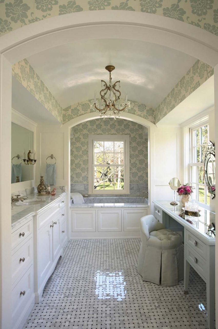53 Most Fabulous Traditional Style Bathroom Designs Ever For The