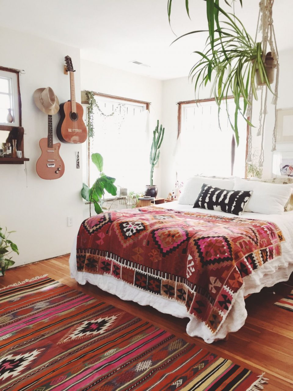 57 Bohemian Bedrooms Thatll Make You Want To Redecorate Asap Home