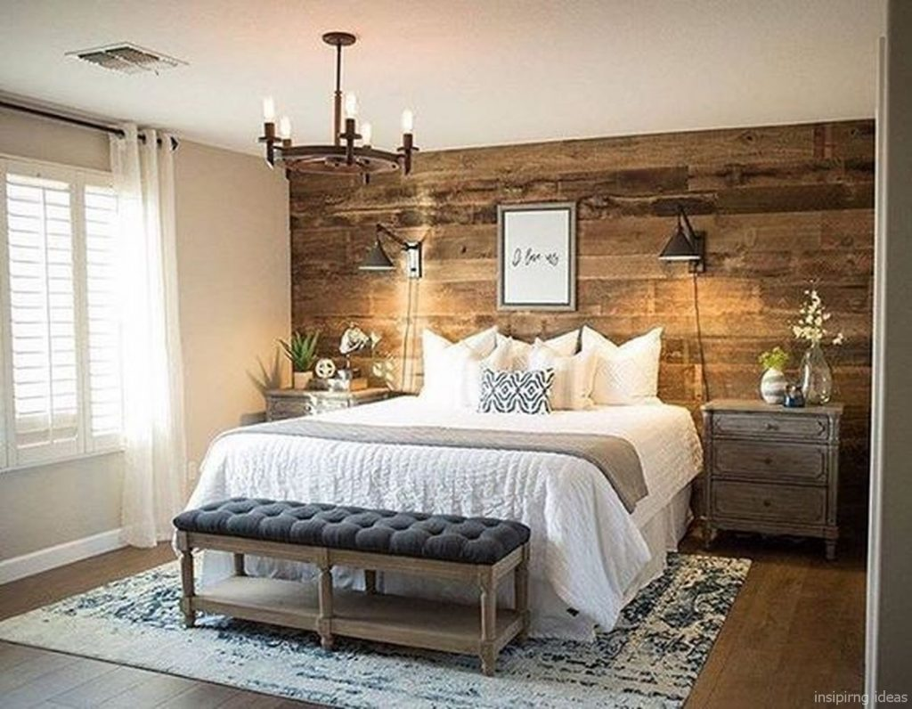 57 Rustic Master Bedroom Decor Ideas Roomaholic