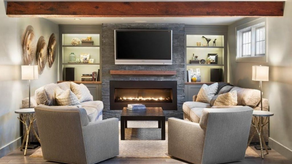 70 Small Living Room With Fireplace And Tv Youtube