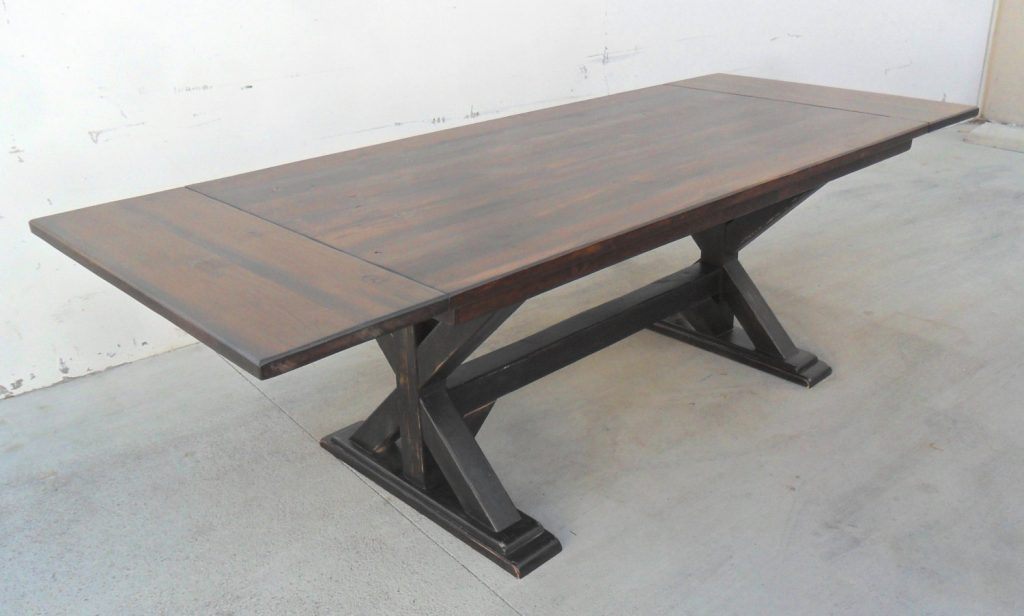 8 Ft Breadboard Extension Table Table Extension Table Etsy
