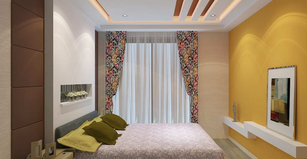 8 Latest False Ceiling Ideas For Ultra Modern Bedroom Design