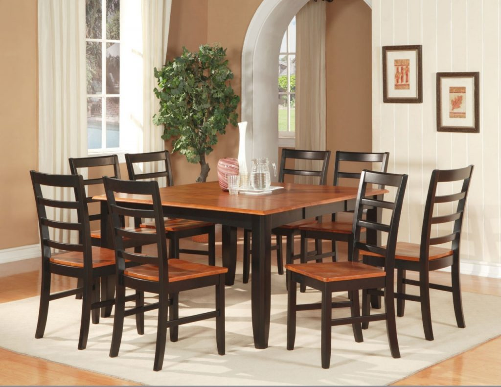 8 Seat Square Dining Table And Chairs 1511ybonlineacessde