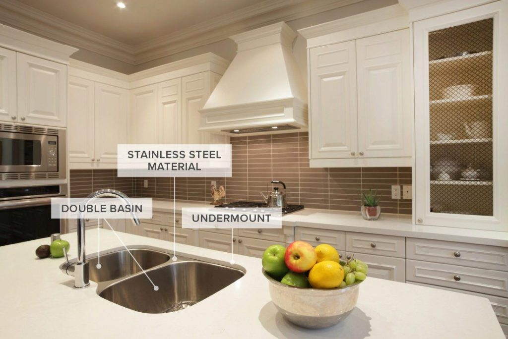 A Kitchen Island Sink Is Great For Workflow And Spacing In The