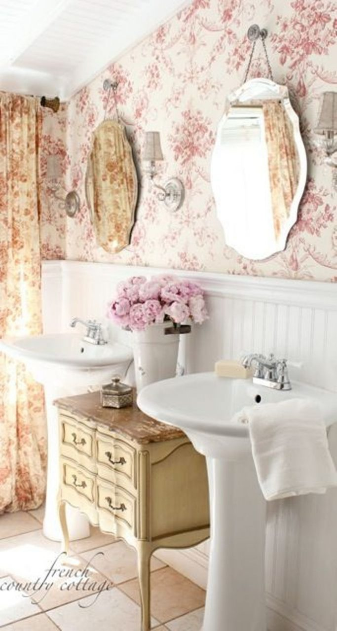 Add Glamour With Small Vintage Bathroom Ideas Books Worth Reading