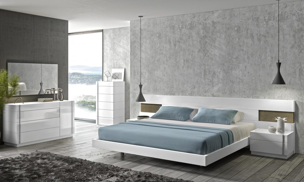 Amora Modern Bedroom Set