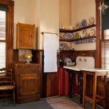 An Authentic Victorian Kitchen Design Yesteryear Pinterest
