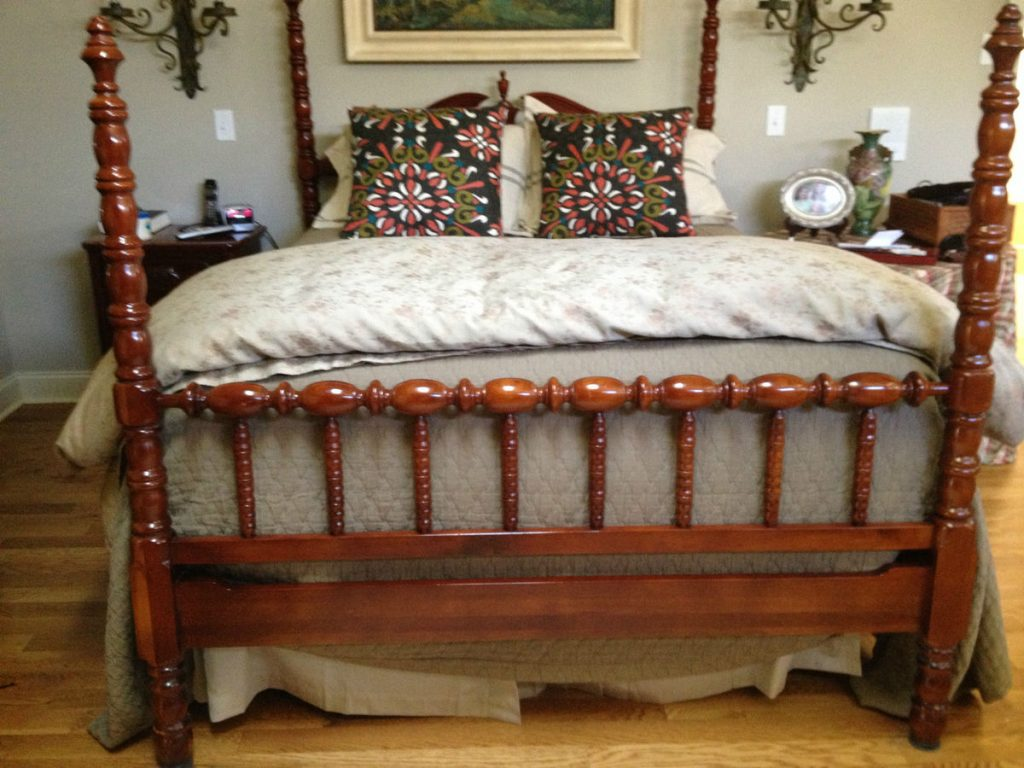 Antique Lillian Russel Cherry Bedroom Set Davis Cabinet Co On Popscreen