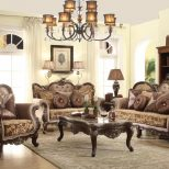 Antique Style Wing Back Sofa Love Seat French Provincial Living