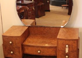 Art Deco Antique Dressing Table