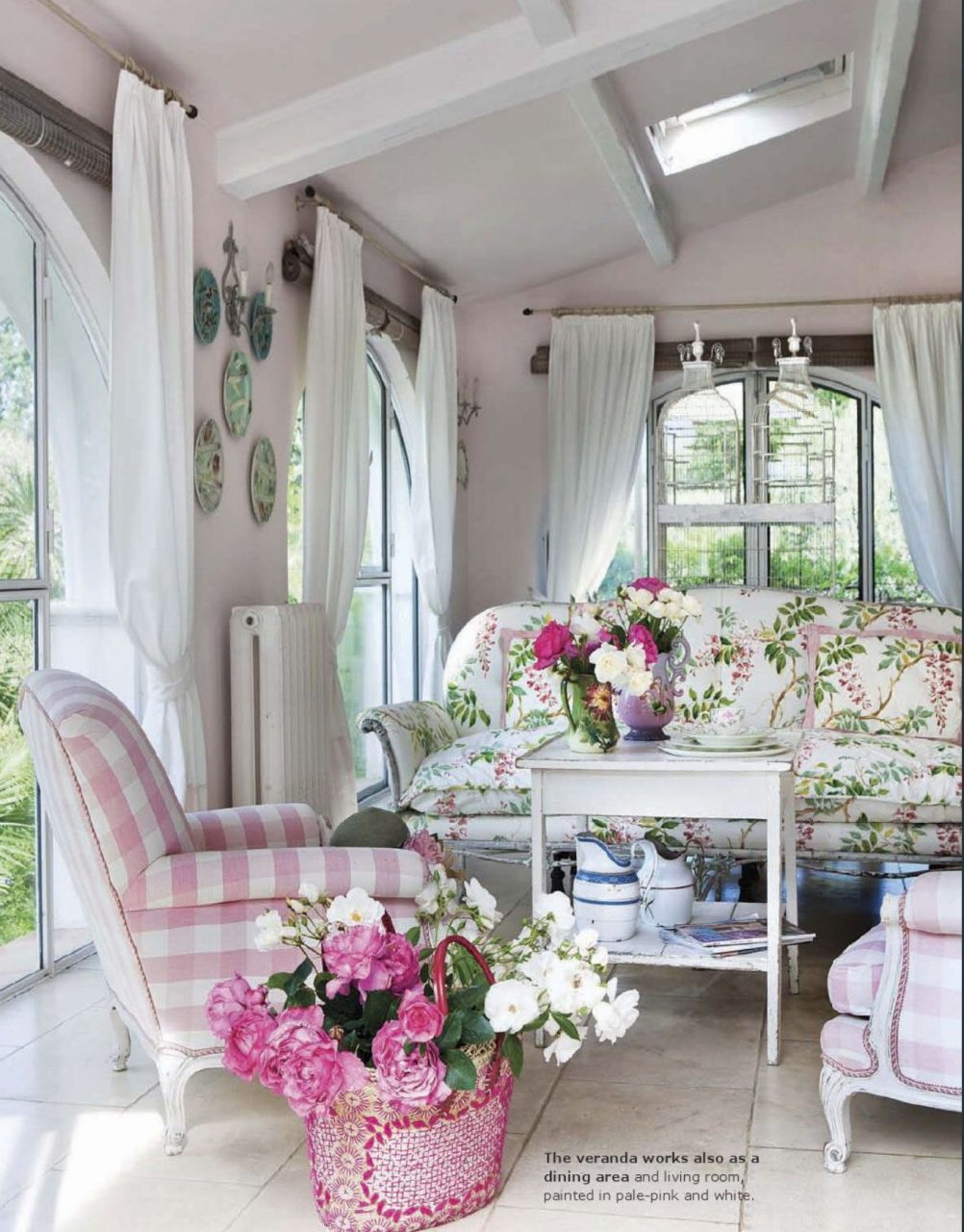 At Home In Provence A Fondness For French Country Pinterest