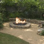 Awesome Patio Ideas With Fire Pit Tuckr Box Decors Popular Fire