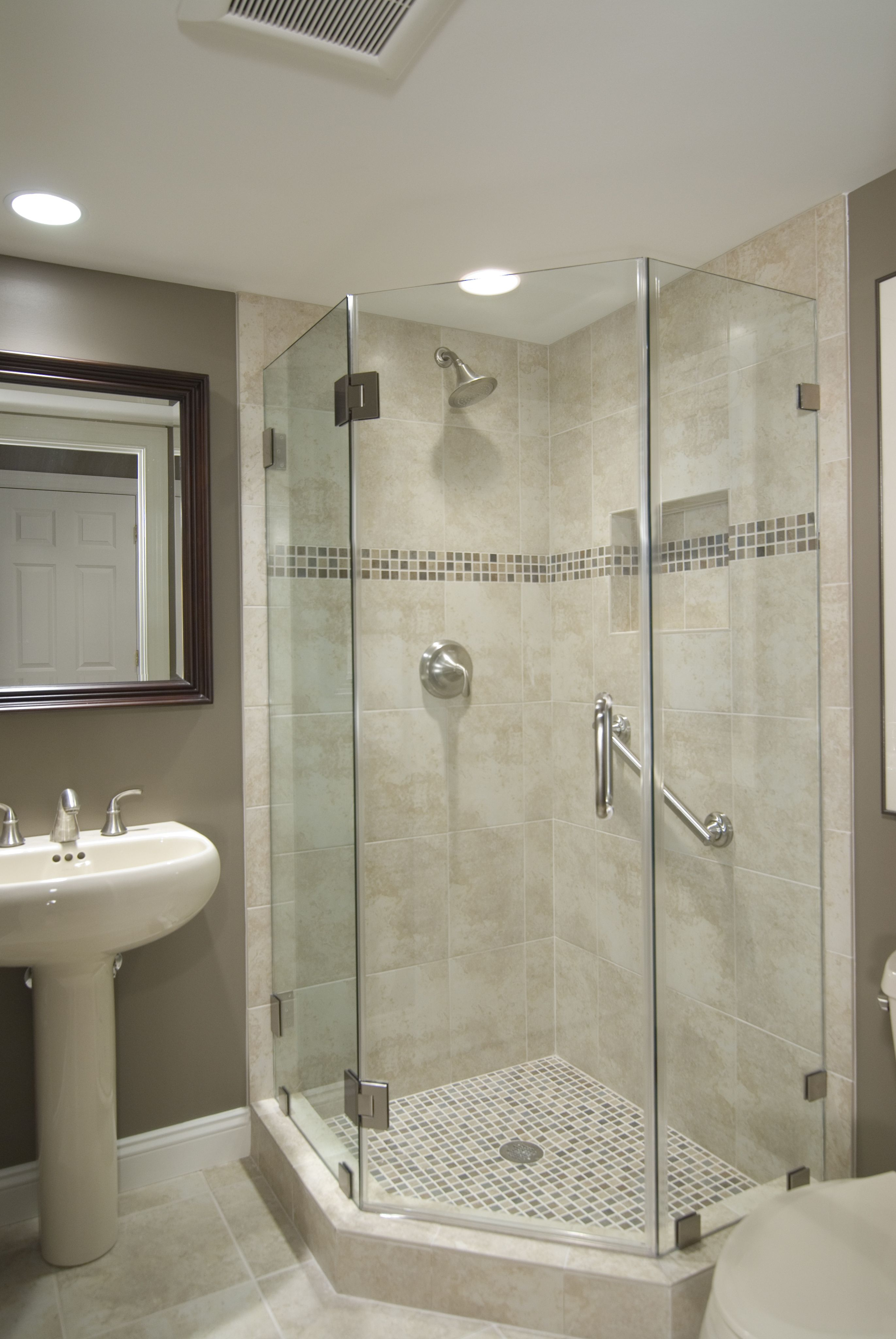 Basement Bathroom Ideas On Budget Low Ceiling And For Small Space Layjao