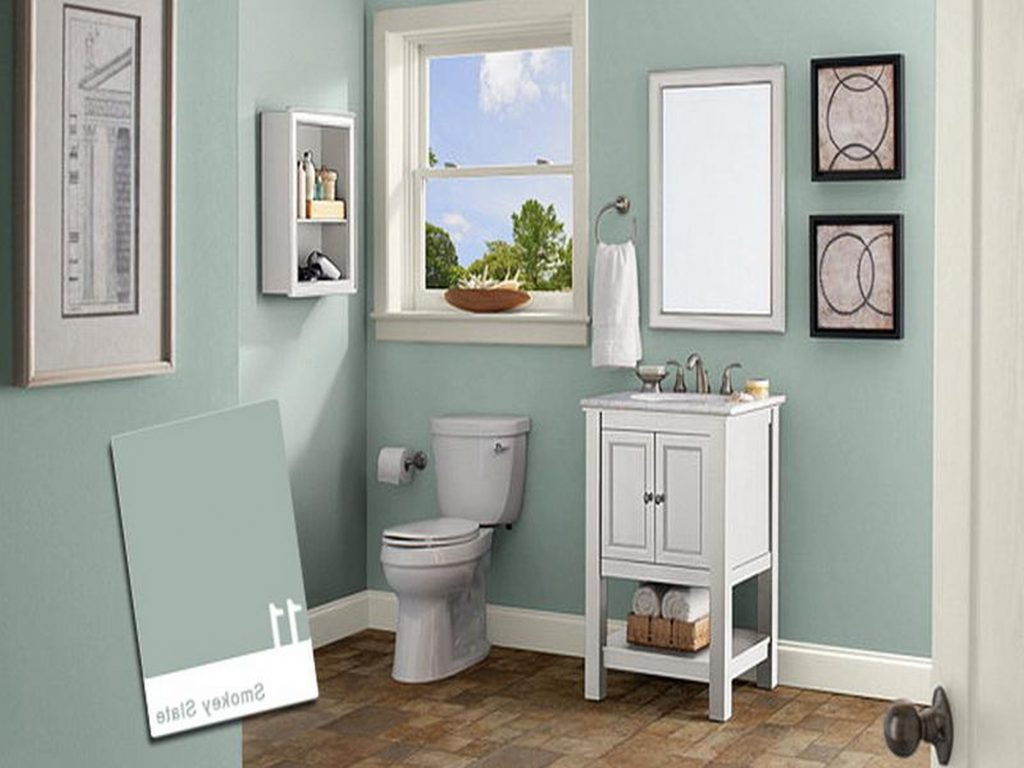 Bathroom Paint Color Ideas Wildzest Com Bath Pinterest