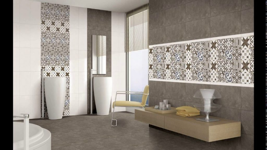 Bathroom Tiles Design Kajaria Youtube