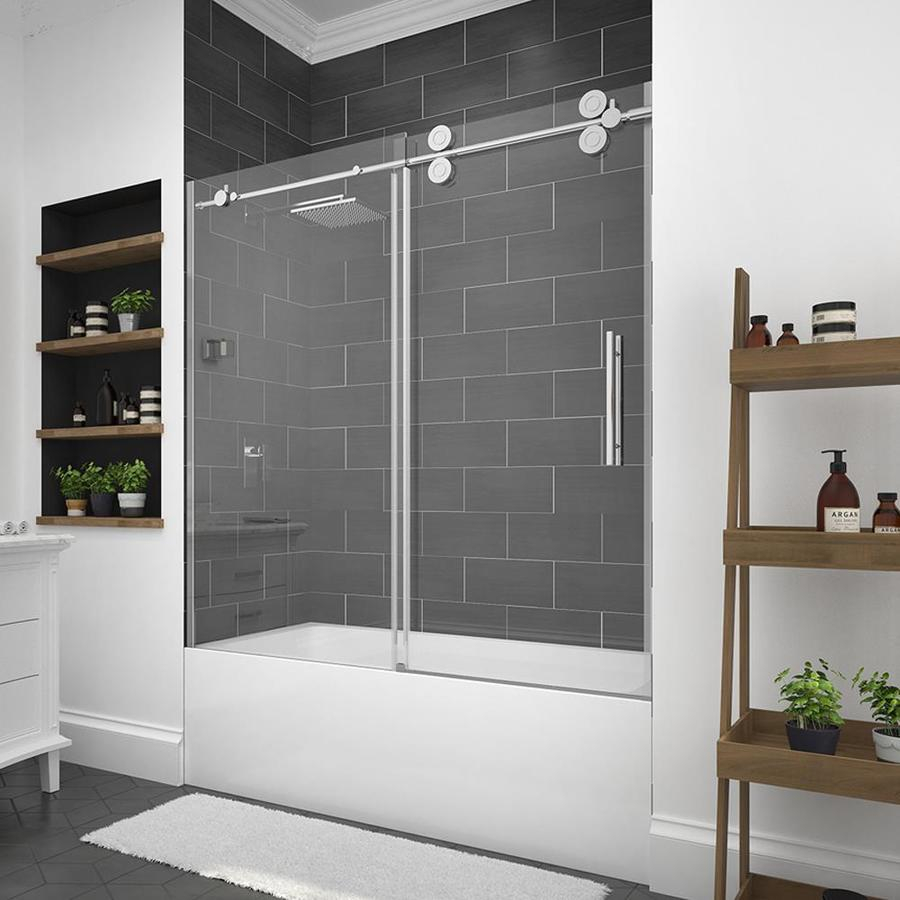 Bathtub Door Shower Doors At Lowes