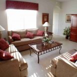 Beautiful Design Red And Brown Living Room Decorating Ideas Living