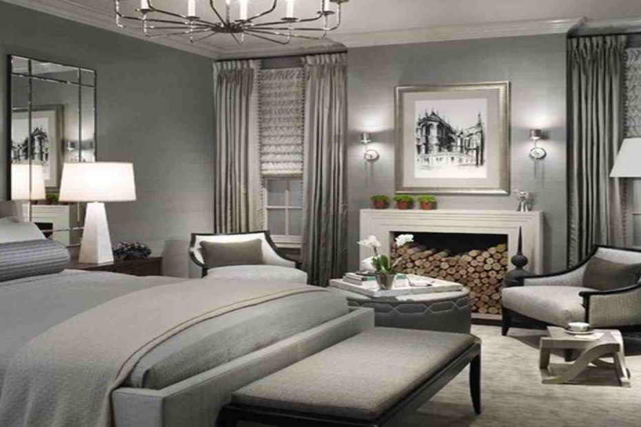 Beautiful Grey Bedroom Ideas Modern Design For House In 2018