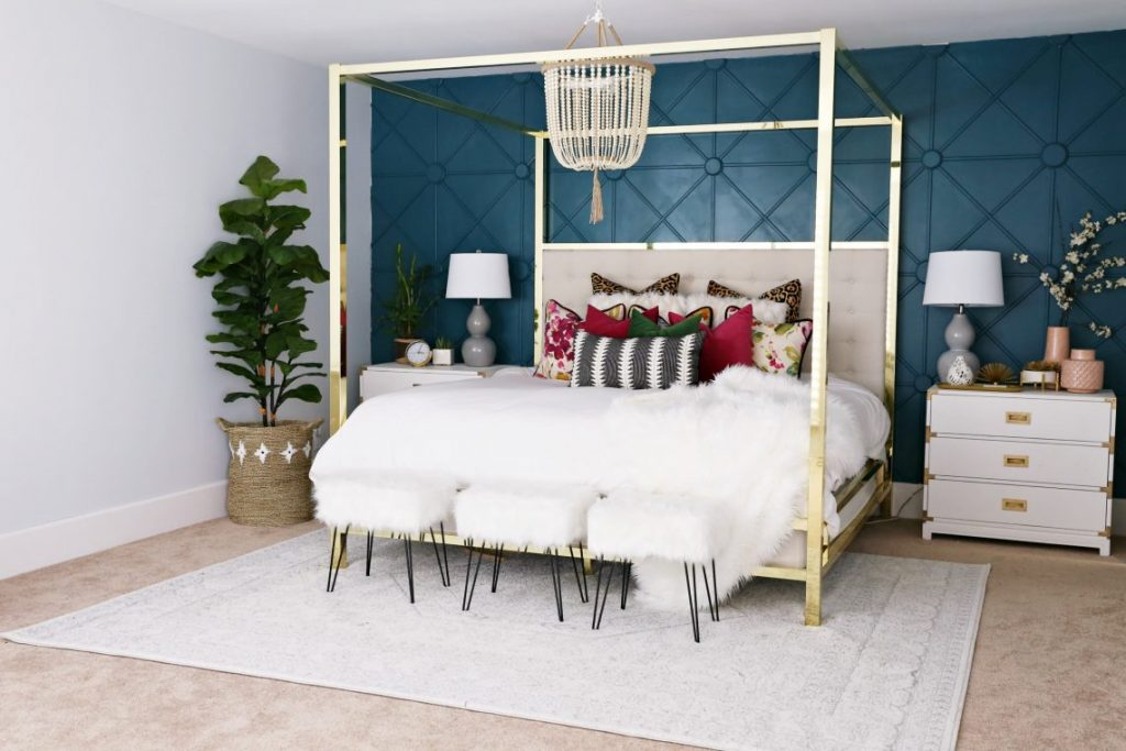 Bedroom Cool Wanderlust Wood Accent Wall Walls In Piersonforcongress
