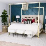Beautiful Bedroom Accent Wall