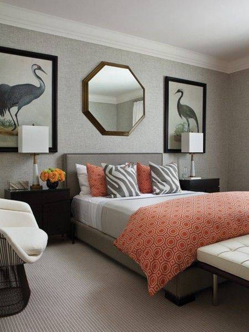 Bedroom Coral And Grey Bedroom Curtains Mint Navy Master Bedroom