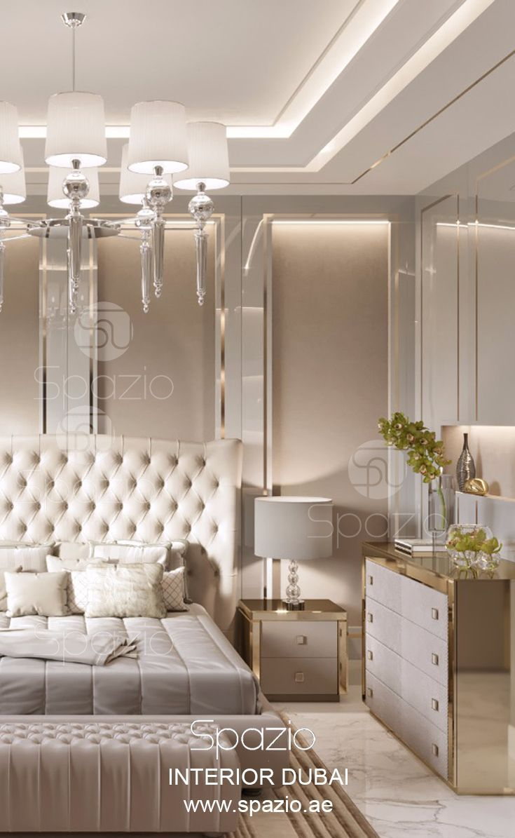 Bedroom Interior Design In Dubai Home Pinterest Bedroom