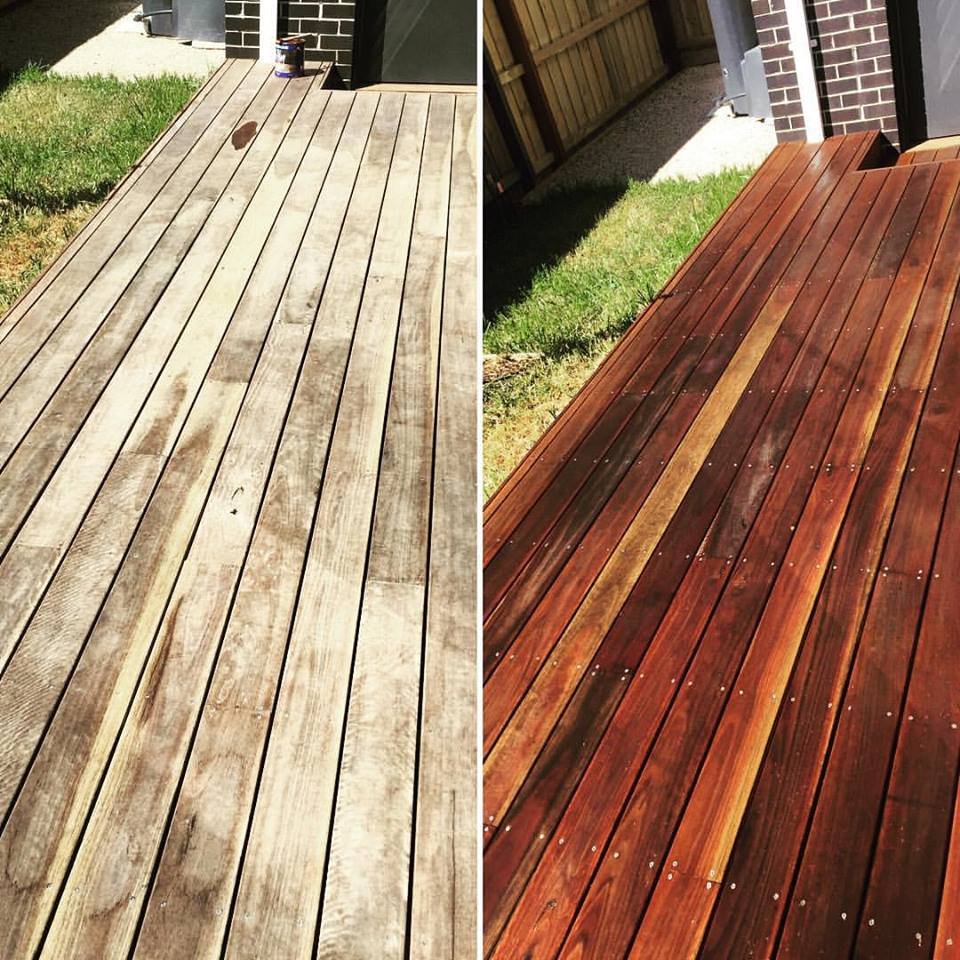 Before After Deckdomestic Fix