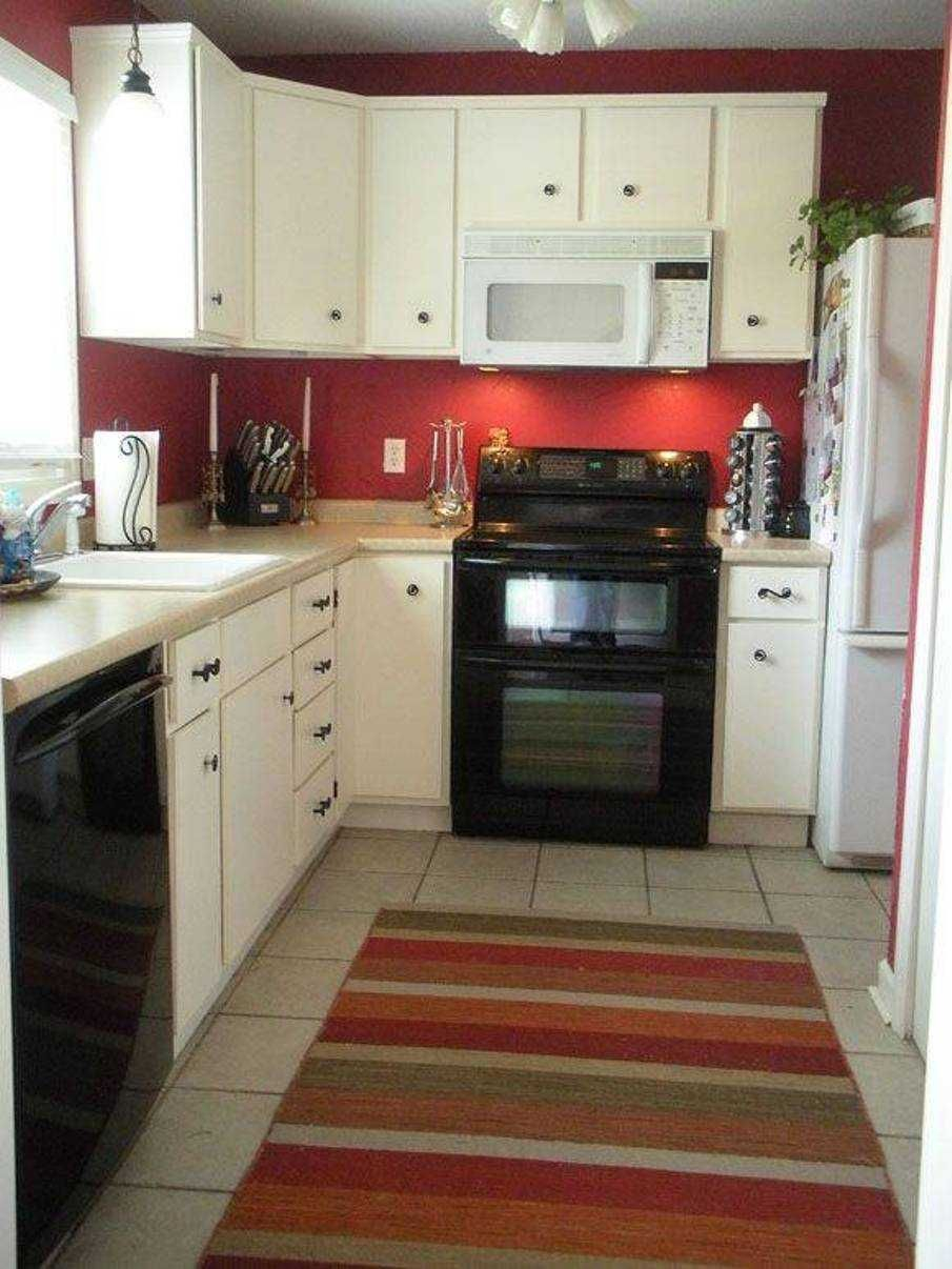 Small Kitchen Paint Colors With White Cabinets Layjao