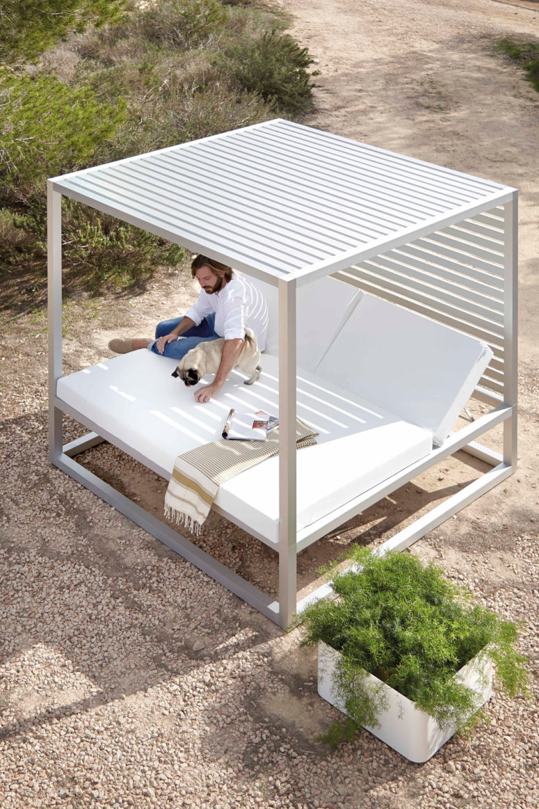 Better Homes And Gardens Outdoor Daybed Patio Furniture Naples Fl