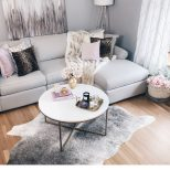 Bringing A Modern Glam Living Room Vision To Life Living Room