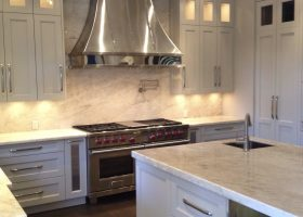 Kitchen Range Hood Steel