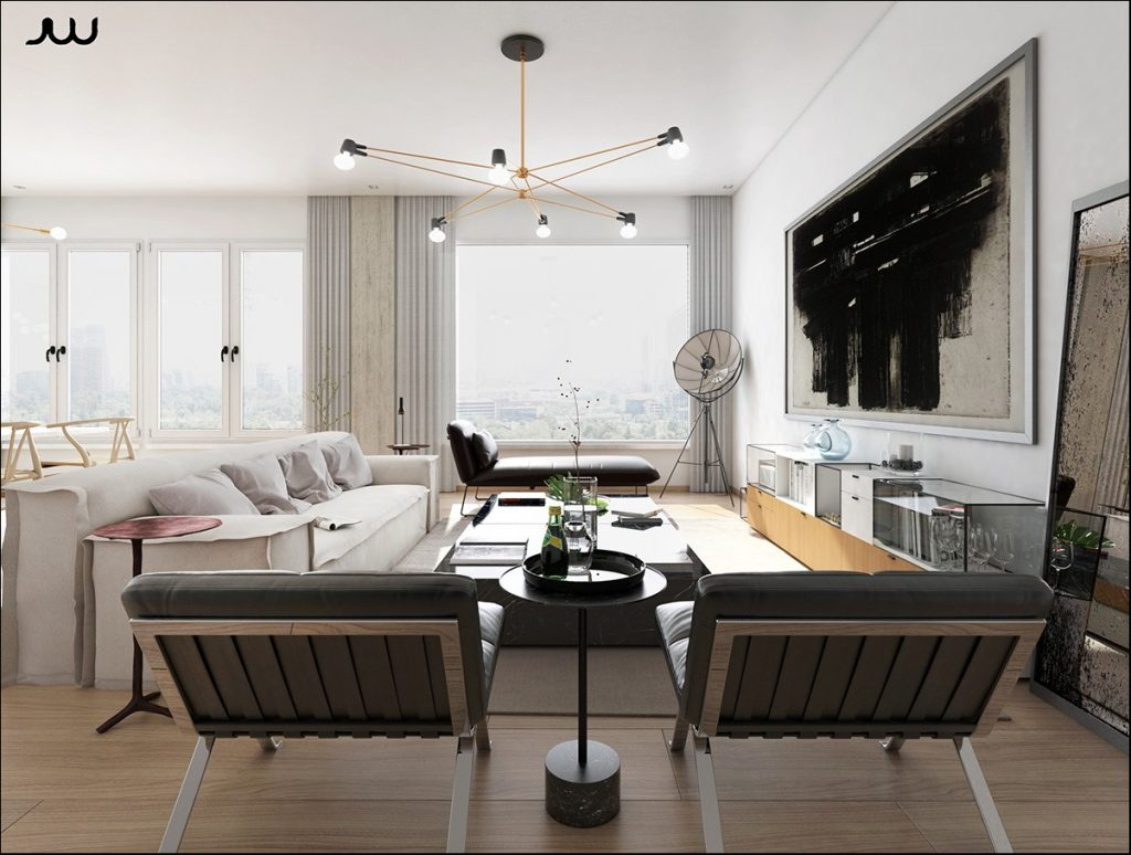 Charming Ultra Luxury Apartment Design With Luxury Apartment