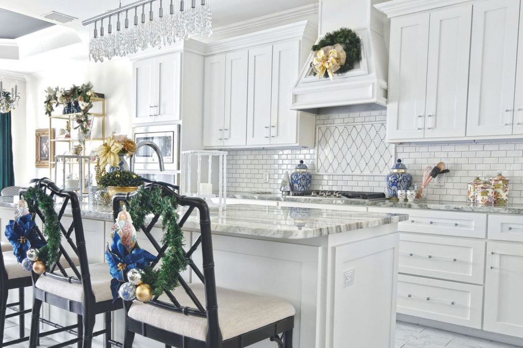 Christmas Kitchen Decor Ideas Monica Wants It