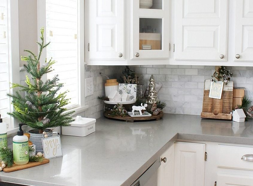 Christmas Kitchen Decorating Ideas Christmas 2017 Home Tours