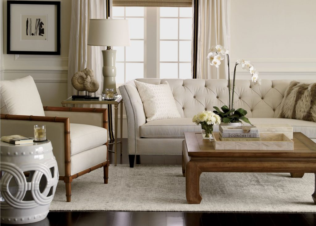 Classic Neutral Meets Natural In A Comfortably Modern Mix Oasis