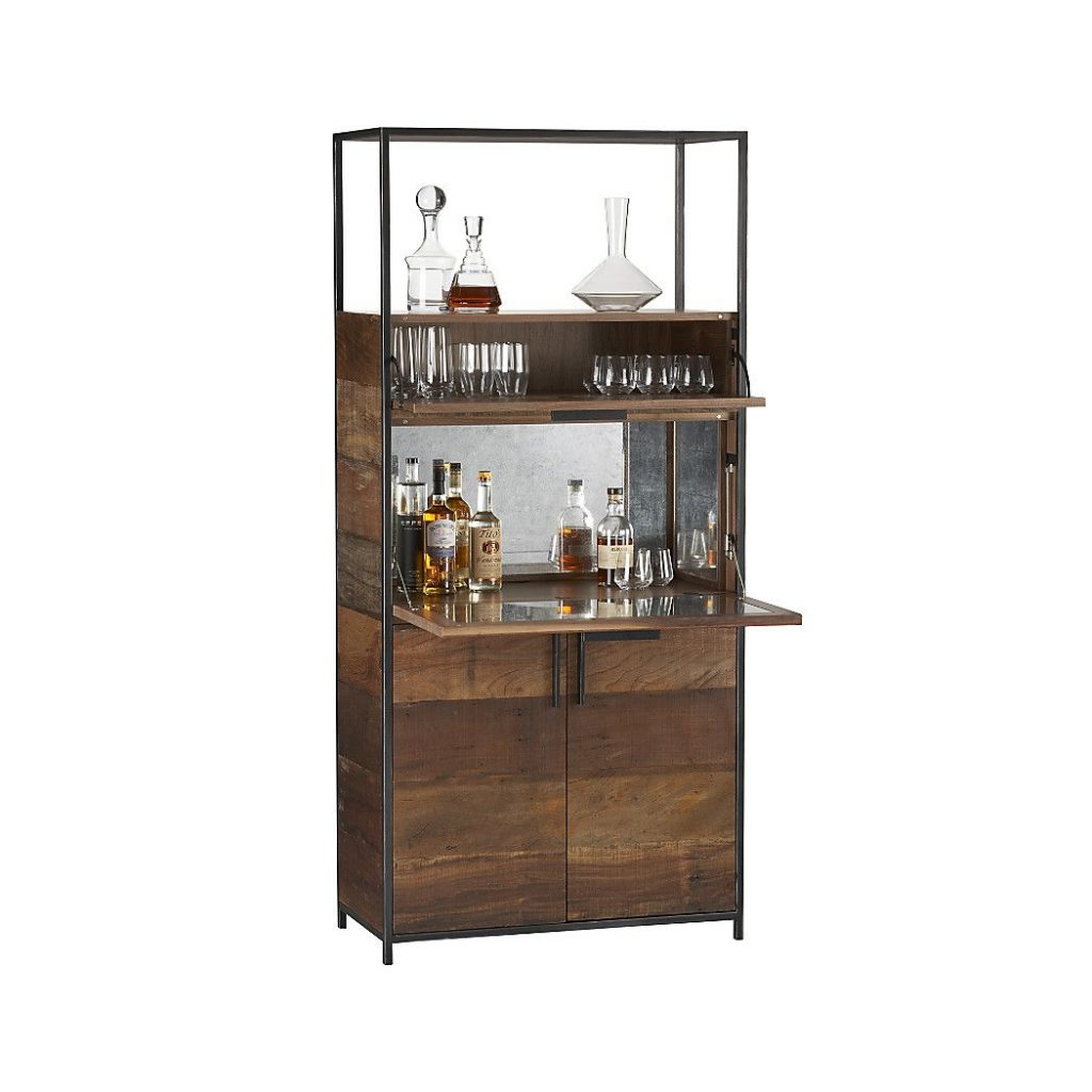 Clive Bar Cabinet For The Home Liquor Cabinet Ikea Bar