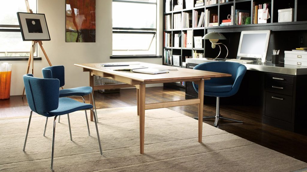 Coalesse Ch327 Dining Table Office Desk Steelcase