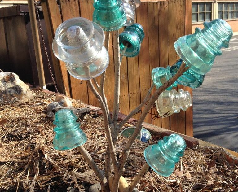 Collecting Glass Insulators The Grumpy Gardener Wish List
