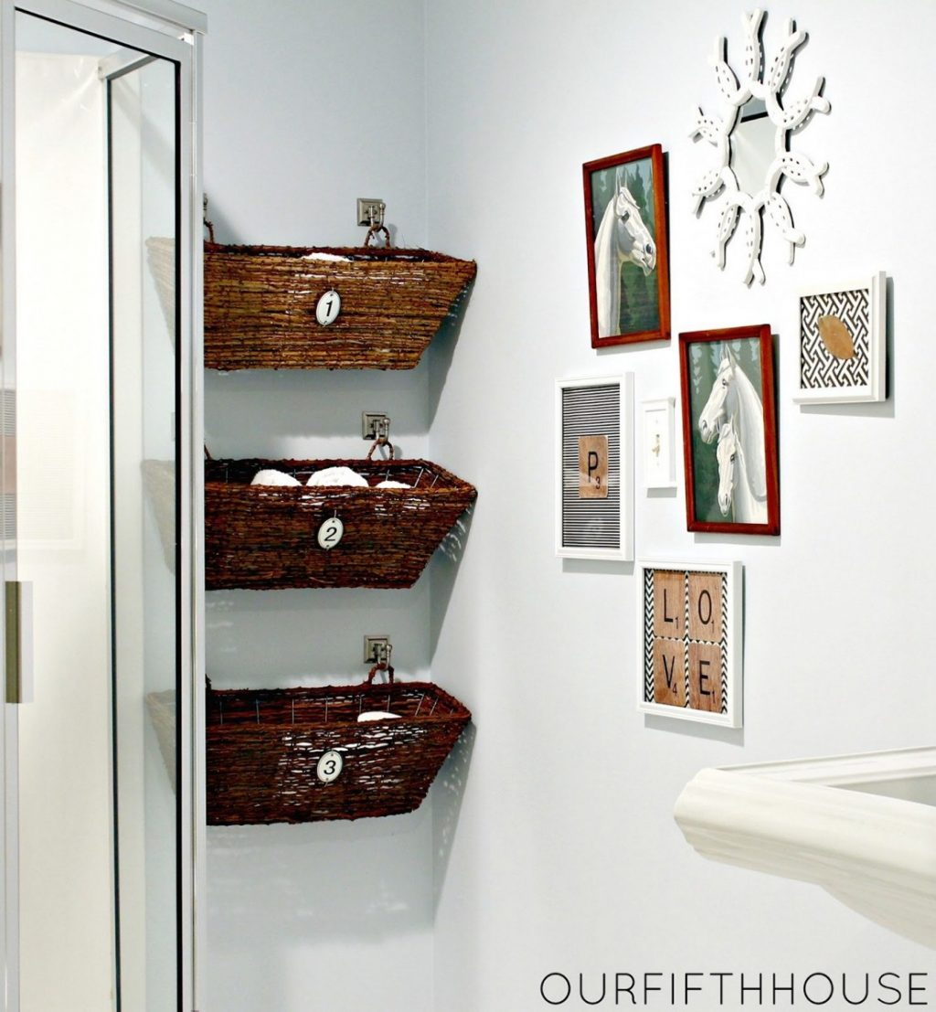 Cool Diy Bathroom Wall Decor Ideas Bathroom Wall Decorations Wall